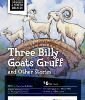 Three Billy Goats Gruff and Other Stories